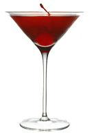 Коктейль Вишневый мартини