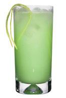 Коктейль Вечнозелёное растение