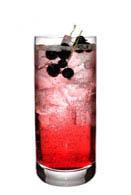 Коктейль Красная дымка